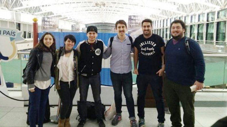 Estudiantes argentinos estarán dos semanas en Silicon Valley