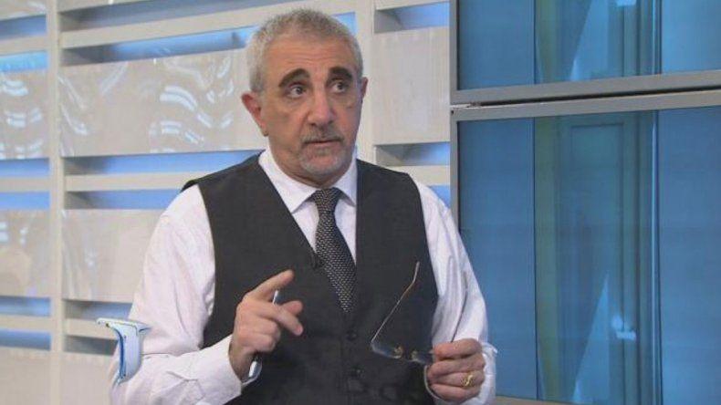 Ricardo Canaletti pondrá la cuota de suspenso al presentar su último libro