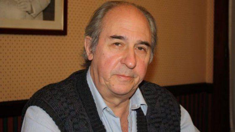 Jorge LaPeña.  El rubro petrolero vive en una burbuja desde 2014.