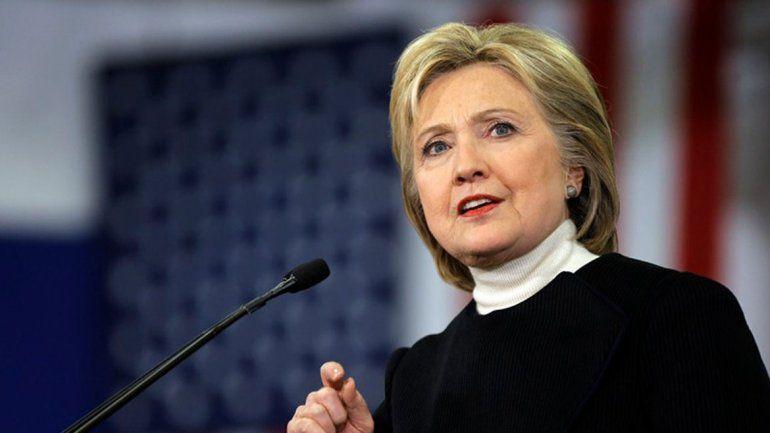 Clinton fue secretaria de Estado en la primera gestión de Obama.