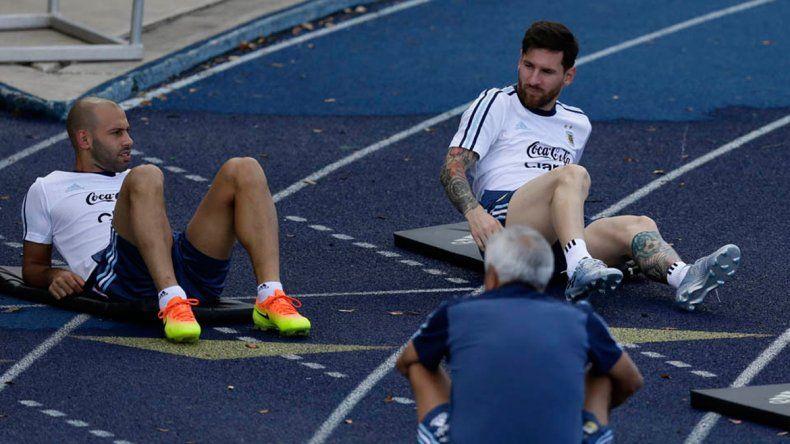 Las opiniones de Messi y Mascherano son relevantes para una definición.