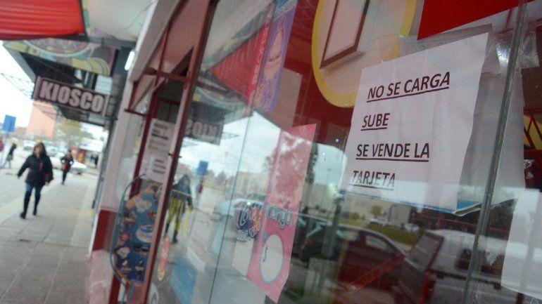 Los responsables de la SUBE no dan en la tecla en Neuquén y los usuarios no ocultan su enojo.