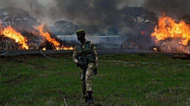 En Kenia más de 100 escuelas fueron incendiadas por sus propios alumnos