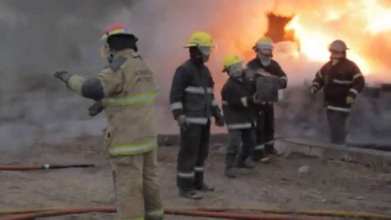 Una familia perdió todo en un incendio y pide ayuda