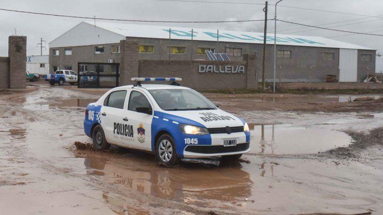 Delincuentes robaron una empresa en Parque Industrial: se llevaron 100 mil pesos en equipos