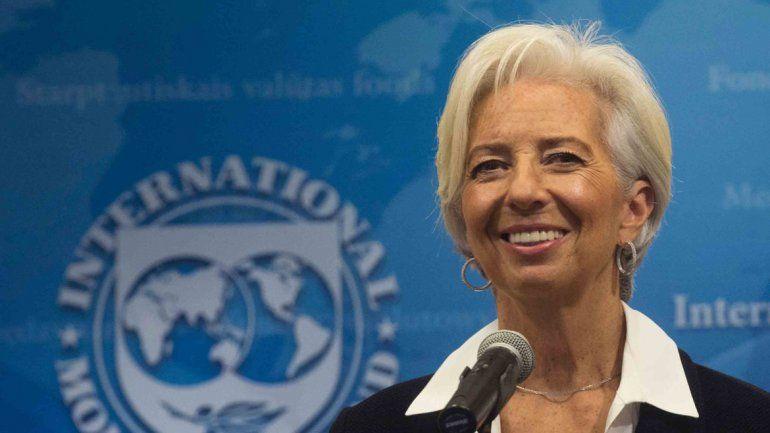 La directora del FMI