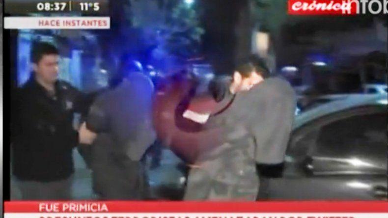 Detuvieron a dos jóvenes que amenazaron en Twitter con matar a Macri