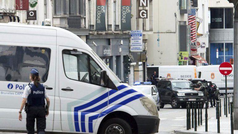 La Policía de Bélgica detuvo ayer a Nourredine H. y Hamza H.