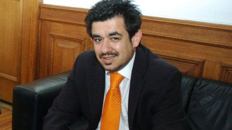 Alejandro Arlía se suicidó el viernes. Se desconoce por qué.