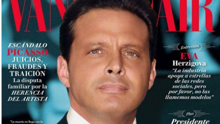 La revista Vanity Fair publicó una investigación especial sobre la actualidad del cantante.