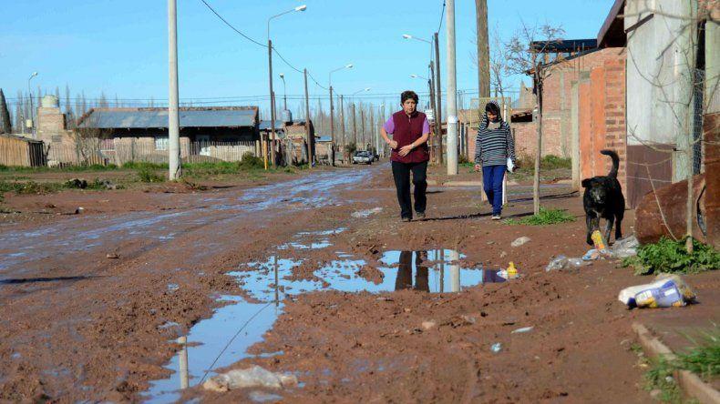 La expropiación de las 920 hectáreas sufrió demoras en la Legislatura.