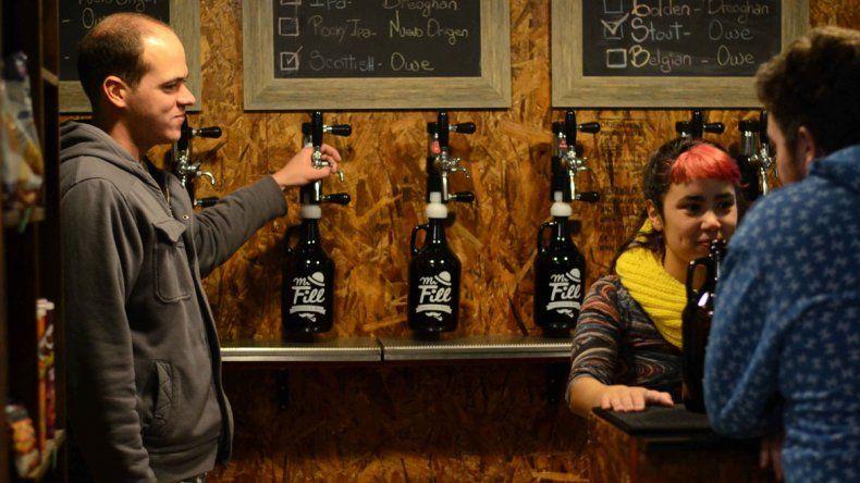 La cerveza artesanal es furor entre los neuquinos