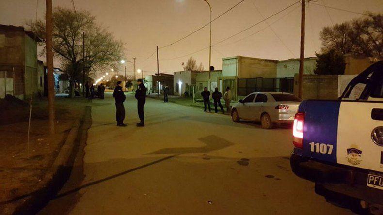La agresión ocurrió en una casa del barrio Aeroparque donde vive la víctima.