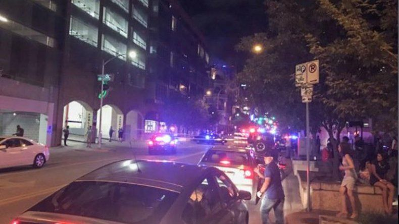 Se registraron varios tiroteos en Texas y hay al menos un muerto