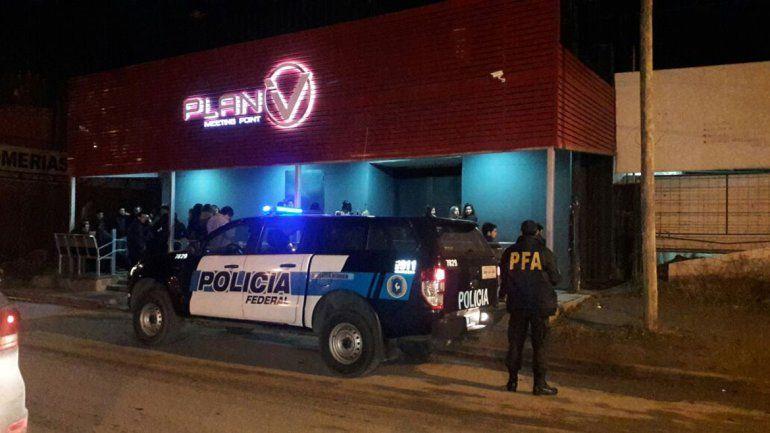 Detectaron a ocho trabajadores en negro en un boliche de Centenario