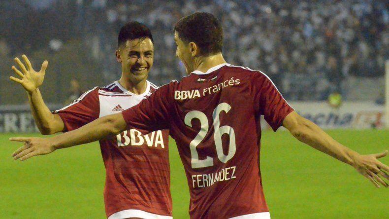 En su debut, River venció a Sportivo Rivadavia y avanzó a los 16avos de final