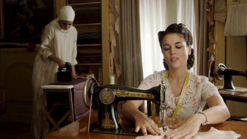 Adriana Ugarte es la protagonista de la historia que fue furor en Netflix.