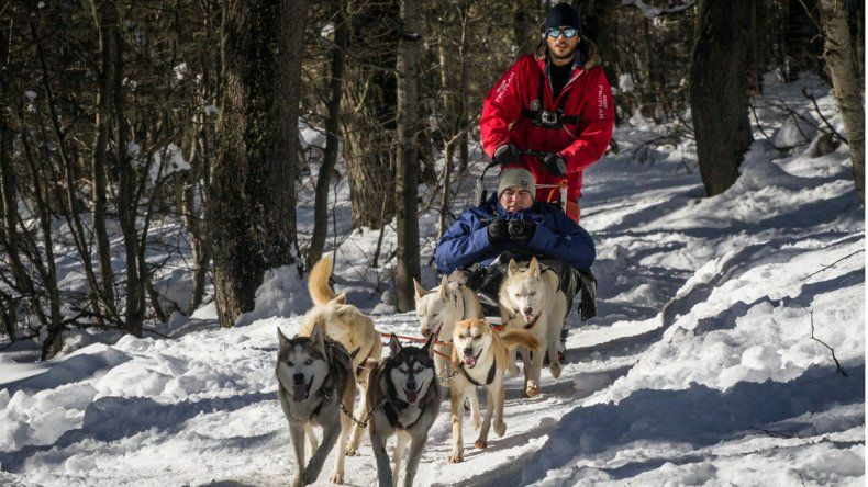 Cerro Chapelco vive a pleno la temporada de nieve 2016