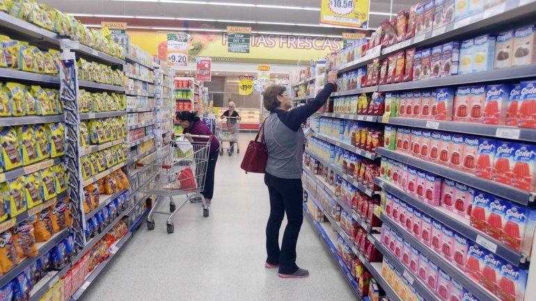 Para el FMI, Argentina cerrará el año con un 40% de inflación