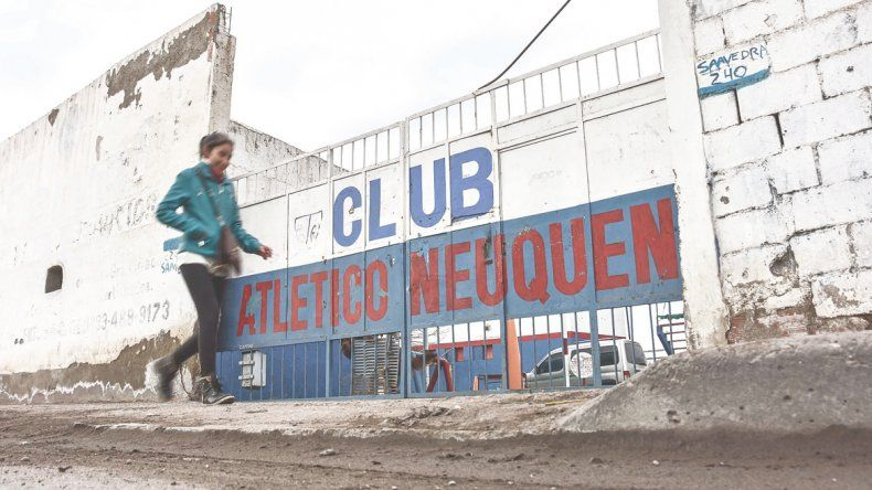 Los clubes neuquinos presentaron la documentación al programa Clubes Argentinos a través del Municipio.
