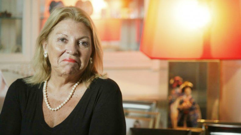Lilita le pegó duro al ex gobernador