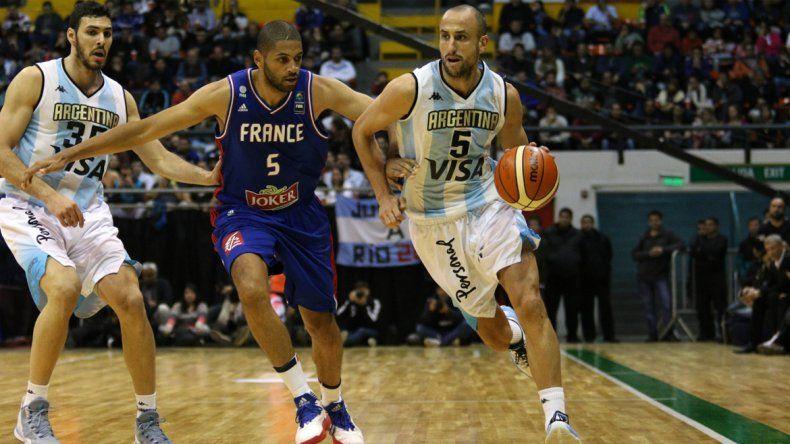 Argentina venció a Francia y finalizó invicta en el Súper 4