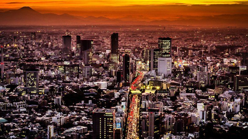 Falsa alarma de megaterremoto causó pánico en Tokio