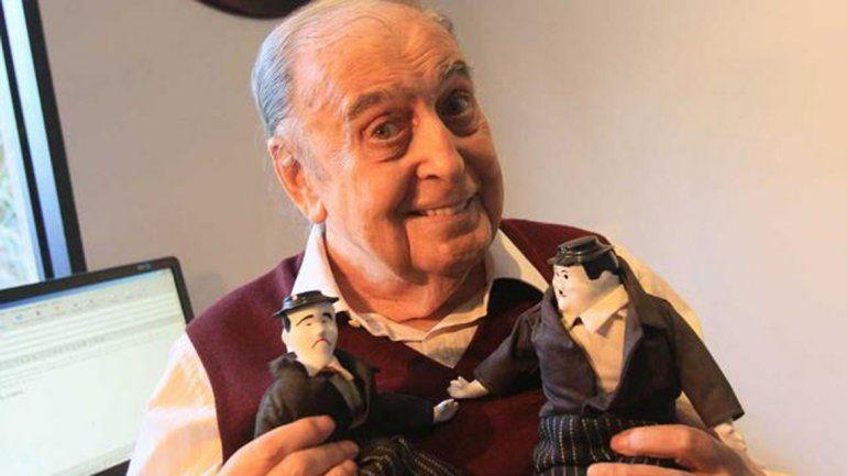 Adiós a un grande del humor argentino: murió Juan Carlos Mesa