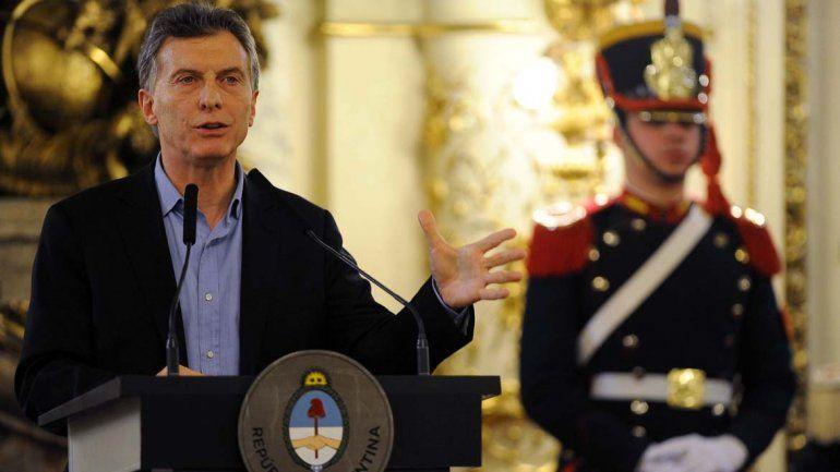 Macri anunció una inversión de $8.000 millones en Salud