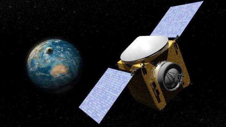 El asteroide llamado Bennu podría chocar a la Tierra en 120 años.