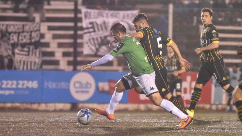 En la ida cayó por 1-0. La vuelta fue otra vez para el equipo visitante.