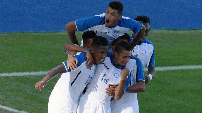 Honduras le ganó a Argelia en el mismo grupo que Argentina
