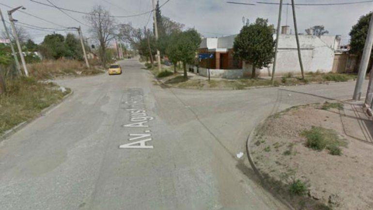 La tragedia ocurrió en un humilde barrio de la ciudad de Córdoba.