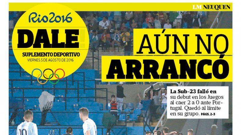 Suplemento Dale Olímpico.