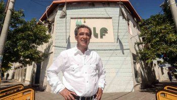 Carlos Ciapponi, titular de la cooperativa CALF.