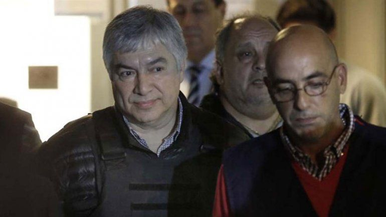 Lázaro Báez está detenido e imputado por lavado de activos.