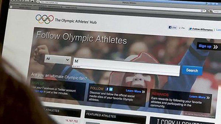 El Tinder olímpico que es furor entre los deportistas