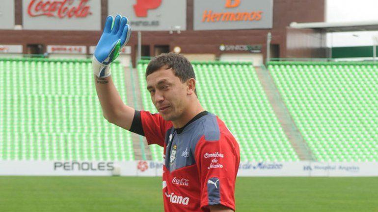 Orión pasaría al fútbol de México como parte de pago del pase de Agustín Marchesín