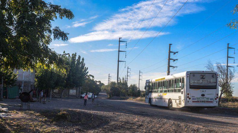 El cambio de recorrido de la línea 17 se hará desde el lunes.