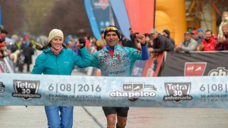 El roquense Maximiliano Morales ganó el Tetra de Chapelco