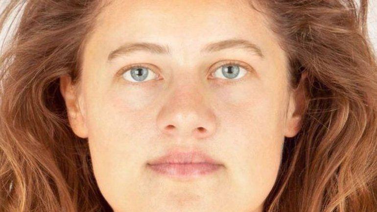Se cree que la chica pertenecía a un grupo que era mayoría en Europa.