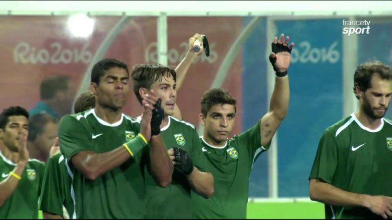 El Piojo López empezó a vivir su sueño olímpico