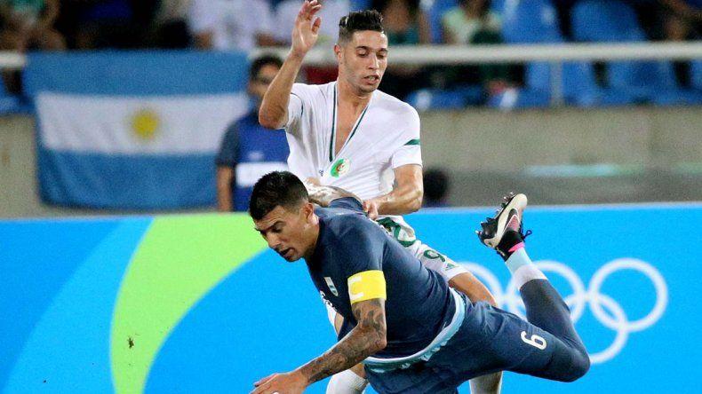 Argentina venció a Argelia y ahora buscará la clasificación