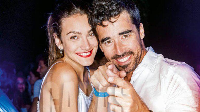 En su relación con Nacho Viale también hubo una tercera en discordia