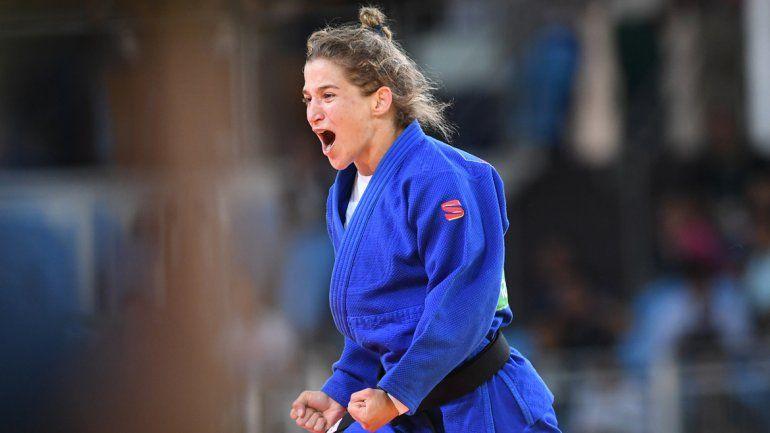 Pareto quiere darle un impulso al judo. La dorada de la Peque es el mayor logro de la disciplina.