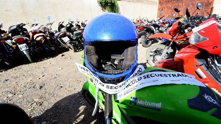 El registro más alto de alcoholemia lo tuvo un motociclista.