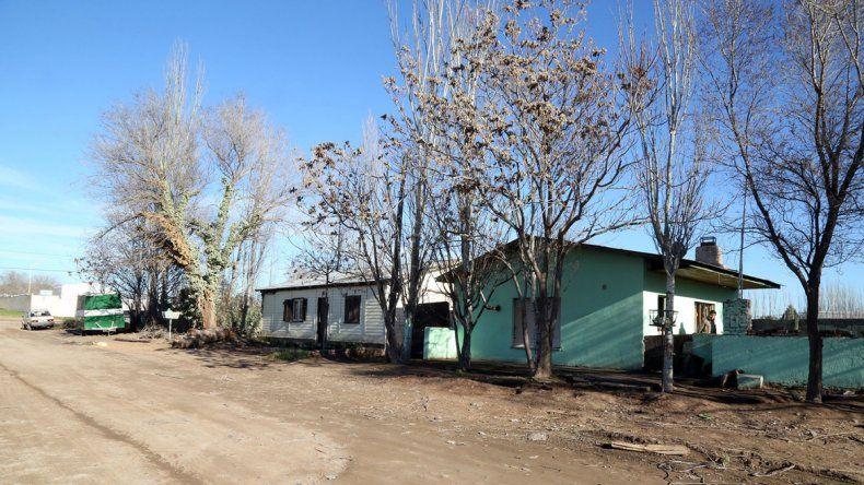 Las viviendas eran propiedad de Marocco SA