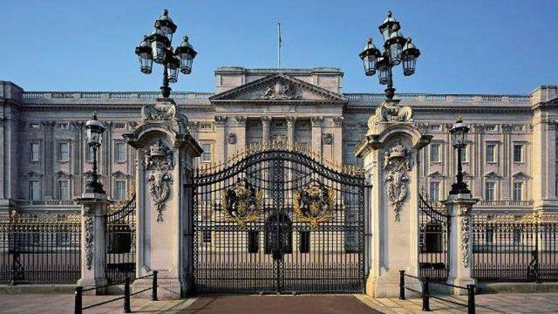 El joven de 22 años se quiso meter en la residencia de la realeza.