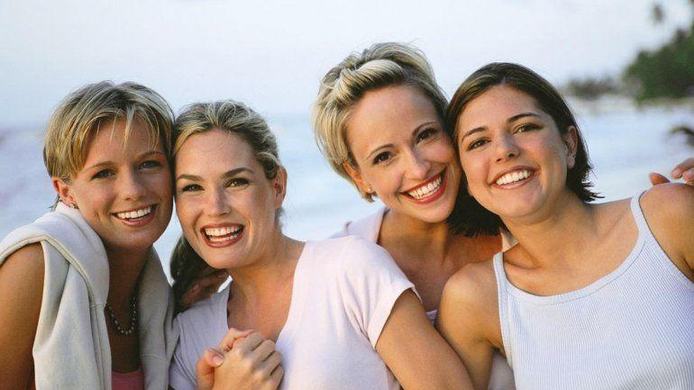 Las mujeres son privilegiadas: disfrutan más de la risa que los varones.