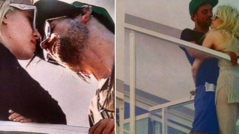 Aparecieron las primeras fotos de Chano y Militta Bora, acaramelados en Barcelona
